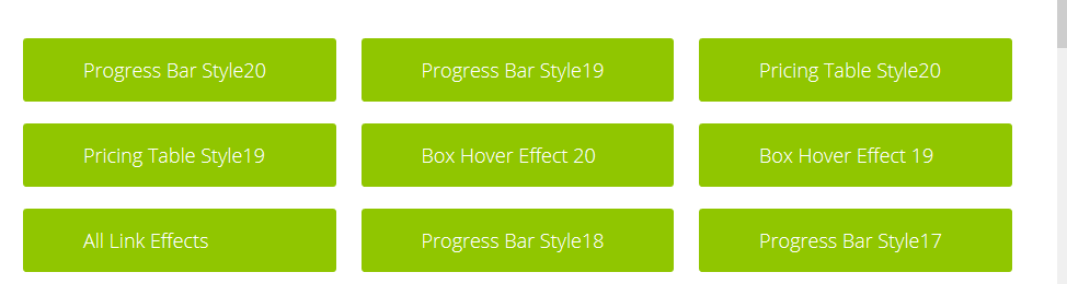 Link Hover & Box Hover Effect & Pricing Table & Progress Bar Part10