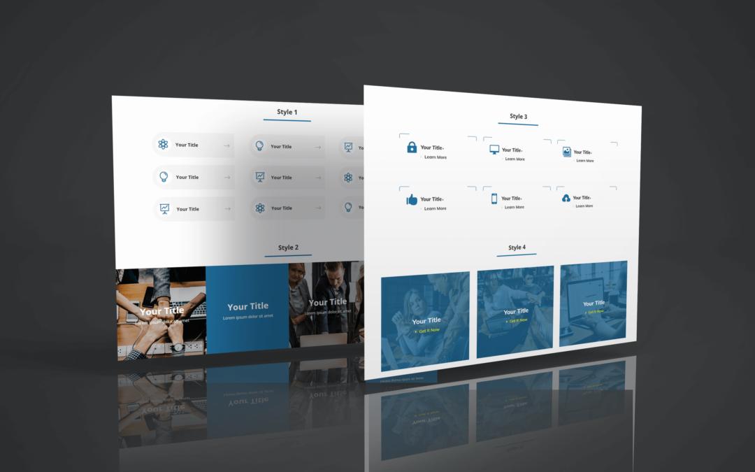 How To Create Creative Service Designs Using Divi Module Divi Professional